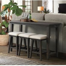 Morrison Occasional Bar Table TMO100BSS