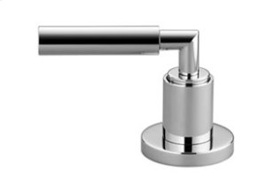 Deck valve counter-clockwise closing - chrome Product Image