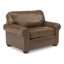 Preston Leather Chair and a Half