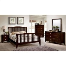 Furniture Of America CM7070 Riggins Bedroom set Houston Texas USA Aztec Furniture
