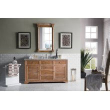 "Savannah 60"" Single Bathroom Vanity"