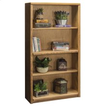 "Contemporary 60"" Bookcase"