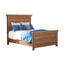 Taos King Bed Footboard