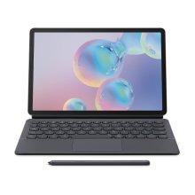 Galaxy Tab S6 Book Cover Keyboard - Gray