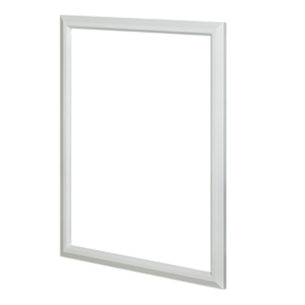 "Revival 28"" Mirror - Glossy White"