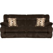 Power Headrest Lay Flat Reclining Sofa Product Image