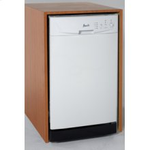 Model DWE1812W - Built-In Dishwasher - White
