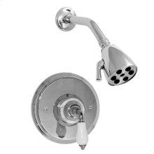 Pressure Balance Shower Set with Venezia Handle