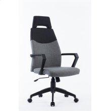 Modrest Tate Modern Grey & Black Office Chair