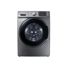 4.5 cu. ft. Front Load Washer in Platinum