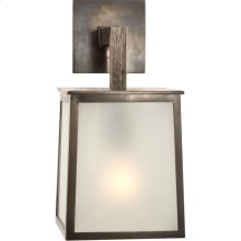 Visual Comfort BBL2070BZ-FG Barbara Barry Ojai 1 Light 14 inch Bronze Outdoor Wall