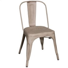 Bow Back Side Chair - Vintage Cream