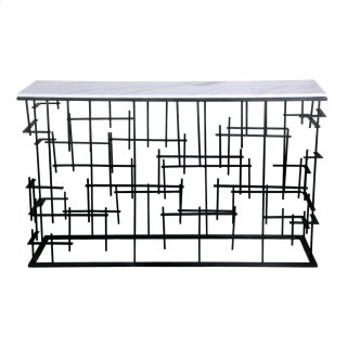 Matrix Console Table