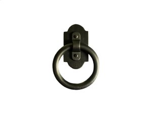 RING PULL ARCHED PLATE Product Image