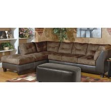 2550 PADDED SECTIONAL