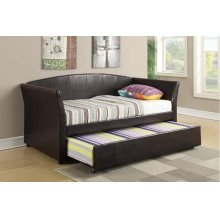 F9221 / Cat.19.p107- TWIN BED W/TRUNDLE ESP
