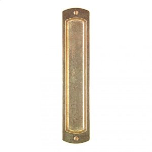 Curved Flush Pull - FP252 Silicon Bronze Brushed Product Image