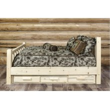 Homestead Beds with Storage
