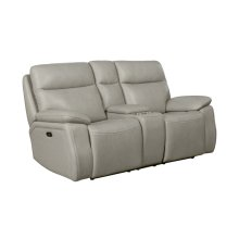 Micah Cream Loveseat