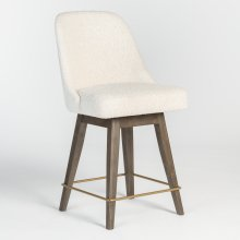 Jackie Swivel Bar Stool