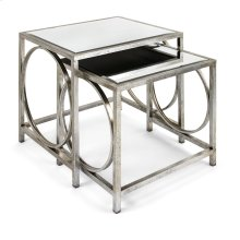 Grant Mirror Tables - Set of 2