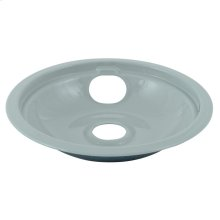 "8"" Porcelain Replacement Burner Bowl - Gray Model 4396091"
