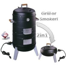 5030 Water Smoker Electric Grill
