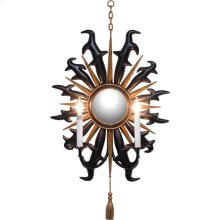 ECLIPSE WALL SCONCE