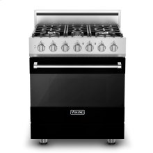 "30"" Self-Cleaning Dual Fuel Range, Natural Gas"