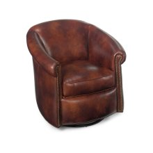 Bradington Young Marietta Swivel Tub Chair 340-25SW