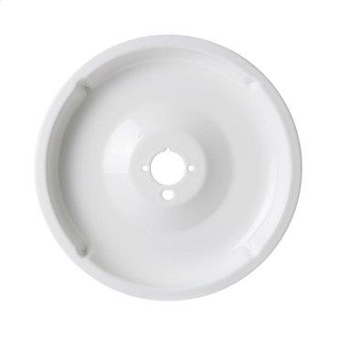 Range Drip Bowl - Large, White