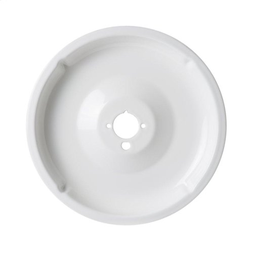Range Drip Bowl - Large, White
