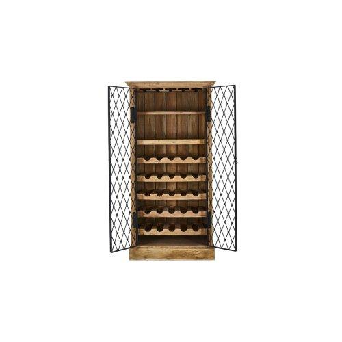 Sonoma Wine Cabinet - DRW VRU