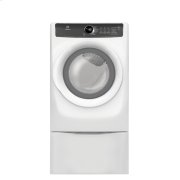 Front Load Perfect Steam Electric Dryer with 7 cycles - 8.0 Cu. Ft. Product Image