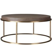 Bennett Round Cocktail Table