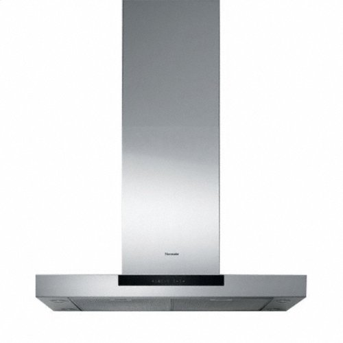 """36"""" CHIMNEY DRAWER HOOD WITH UNIQUE SLIDE-OUT CANOPY DESIGN"""