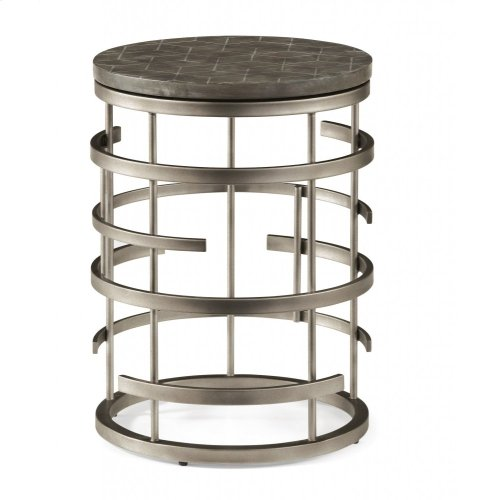 Halo Chairside Table