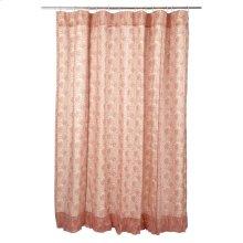 Genevieve Shower Curtain 72x72