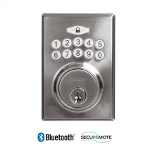 Hickory Smart Bluetooth Enabled Deadbolt - Contemporary Style