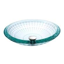 Glass Vessel Round