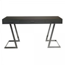 Armen Living Juniper Contemporary Office Desk