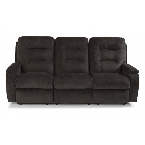 Kerrie Fabric Reclining Sofa
