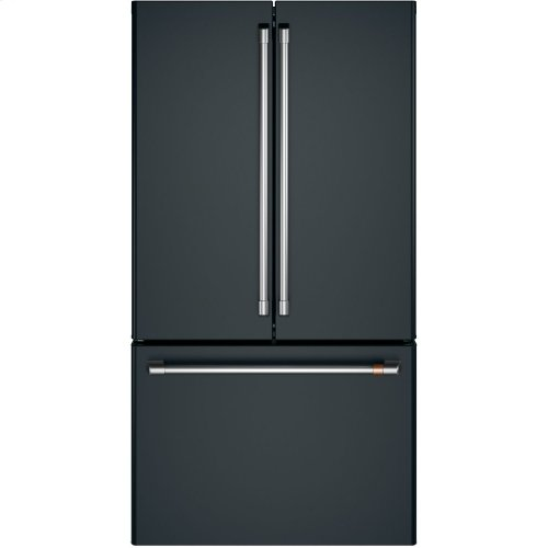 Café ENERGY STAR ® 23.1 Cu. Ft. Counter-Depth French-Door Refrigerator