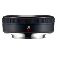 30mm NX Pancake Lens (Black)