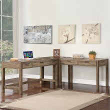 BRIGHTON 3PC DESK (BRI#348D, BRI#271 & BRI#360D)