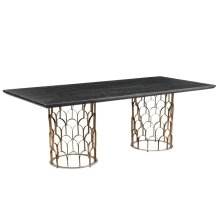 Gatsby Wood Dining Table