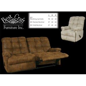 821 Reclining Sofa