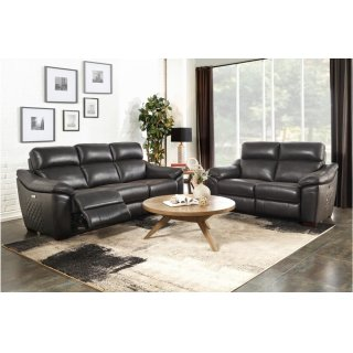 Renzo Power Reclining Loveseat
