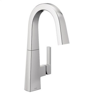 Nio chrome one-handle bar faucet Product Image