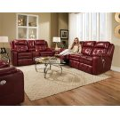 Double Reclining Loveseat with Power Headrest Product Image
